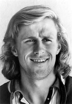 Bjorn Borg, Tennis Player,  8281979 Poster