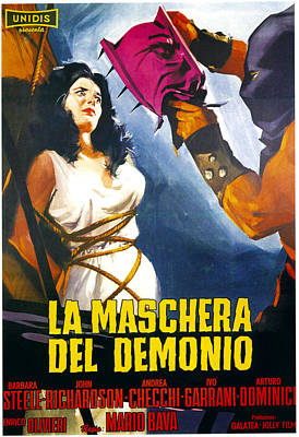 Black Sunday, Aka La Maschera Del Poster
