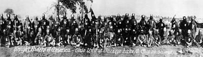 Black Terrors, The Night Riding Poster