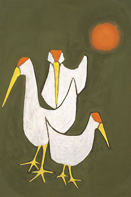 Blind Birds Poster