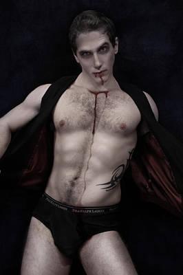 Blood Feast Poster by John Clum