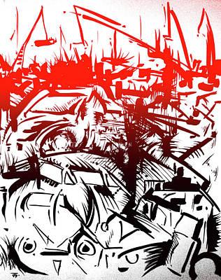 Bloody Junkyard Poster