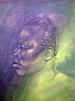 Bluegreen Dream Poster