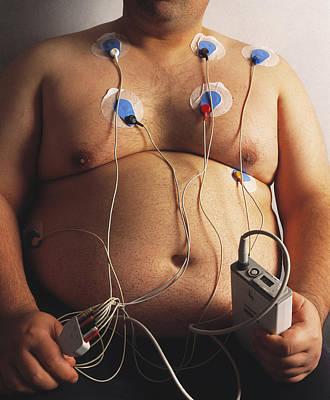 Body Fat Measurement Poster by Mauro Fermariello