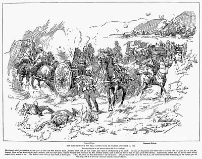 Boer War, 1899 Poster by Granger