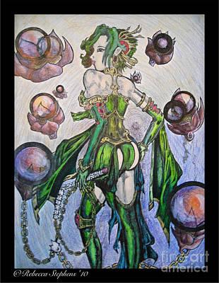 Bone Lotus Poster