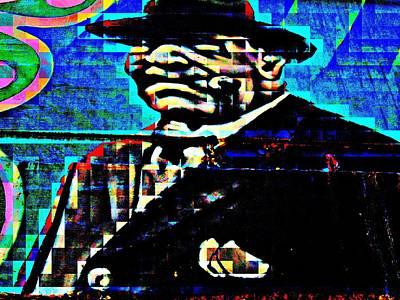 Boss Man Poster by Randall Weidner
