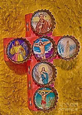 Bottled Religion Poster