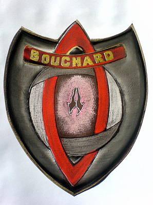 Bouchard Family Crest Poster