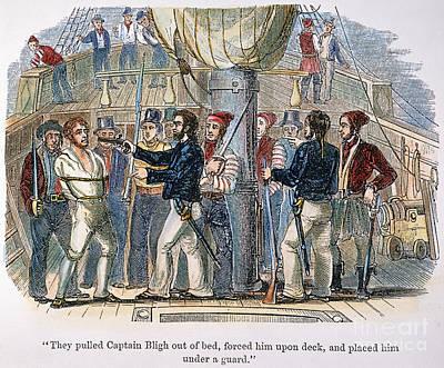 Bounty Mutiny Poster