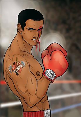 Boxing Julian Poster