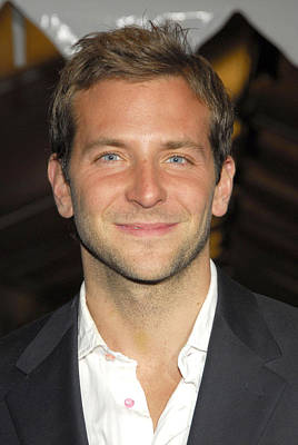 Bradley Cooper At Arrivals For Failure Poster