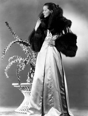 Break Of Hearts, Katharine Hepburn, 1935 Poster by Everett