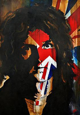 Brian May Poster