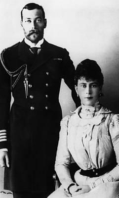 British Royal Family. Prince Albert Poster by Everett