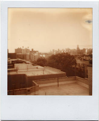 Brooklyn With Ip Px100 Film Poster by Julie VanDore