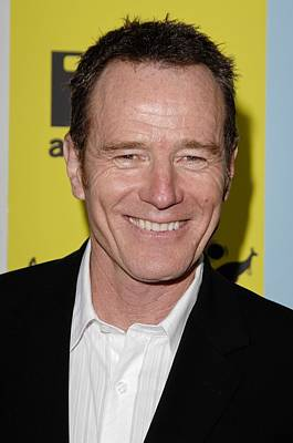 Bryan Cranston At Arrivals For The Ifc Poster by Everett