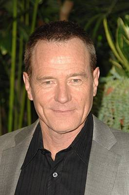 Bryan Cranston In Attendance For 2010 Poster by Everett