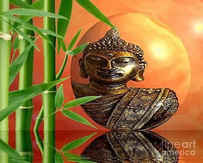 Buddhas Wourld Poster