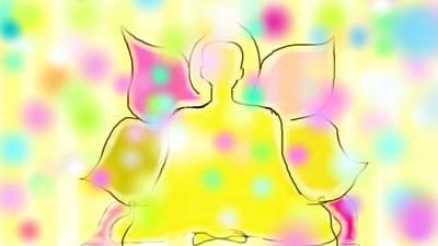 Buddhic Consciousness Poster