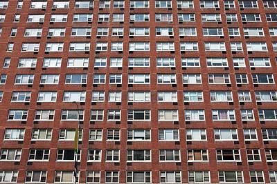 Building Facade Poster by Caspar Benson