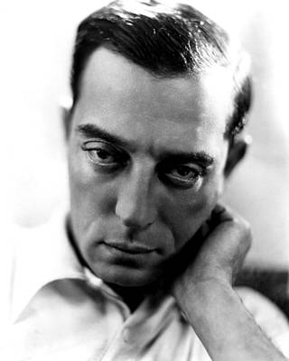 Buster Keaton, Mgm, Ca. Late Poster