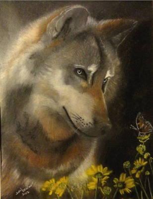 Butter-wolf Poster