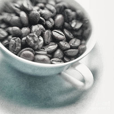 Caffeine Poster by Priska Wettstein