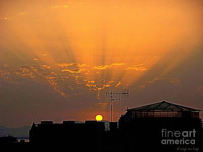 Cagliari Il Sole Muore Poster