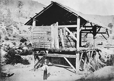 California Gold Rush, 19th Century Poster