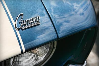 Camaro By Chevrolet Poster by Gordon Dean II