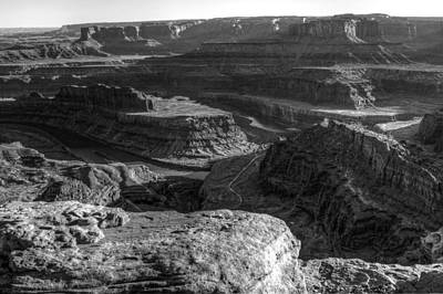 Canyonlands Glory Poster by Scott McGuire