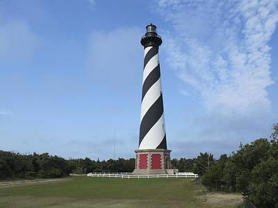 Cape Hatteras Light House Poster