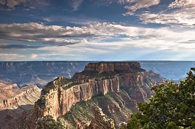 Cape Royal North Rim Grand Canyon Poster