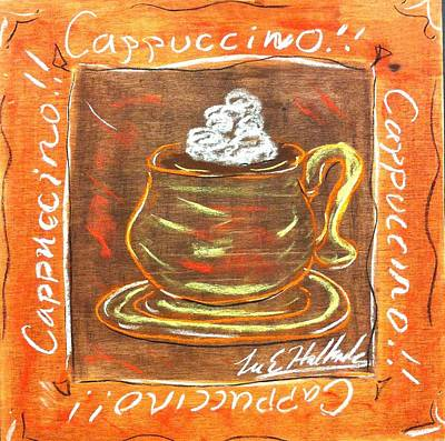 Cappaccino Poster by Lee Halbrook