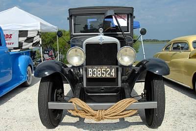 Car 198 Poster