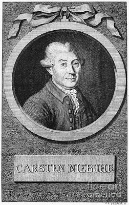 Carsten Niebuhr (1753-1815) Poster