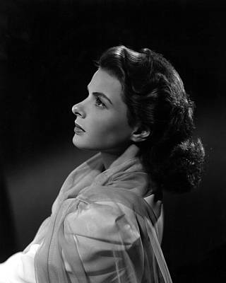 Casablanca, Ingrid Bergman, 1942 Poster