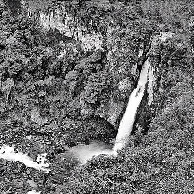Cascada De Texolo, Xico, Veracruz Poster