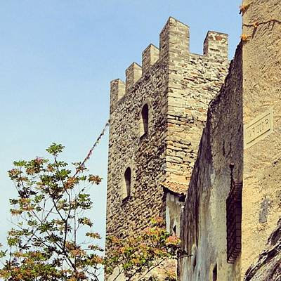 Castel Juval - Alto Adige Poster