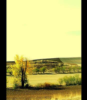 Castilla La Mancha Spain Poster