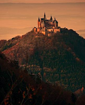 Castle Hohenzollern Poster
