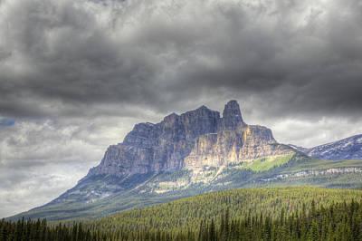 Castle Mountain 2011 Poster