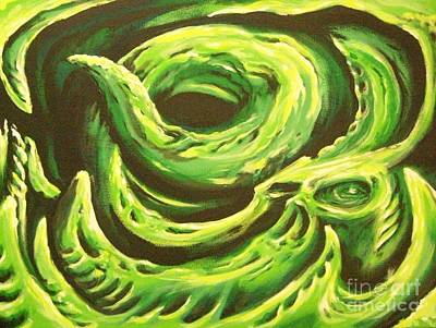 Catacomb Poster by Matt Detmer