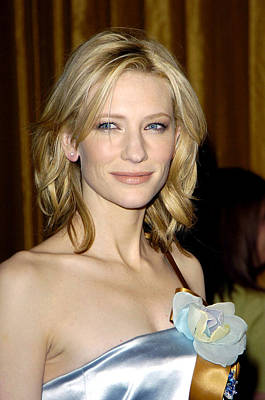 Cate Blanchett At Arrivals For 57th Poster by Everett