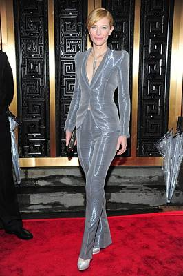 Cate Blanchett Wearing An Armani Prive Poster by Everett