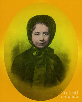 Catherine Booth, Co-founder Salvation Poster by Science Source