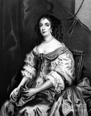 Catherine Of Braganza Poster by Granger
