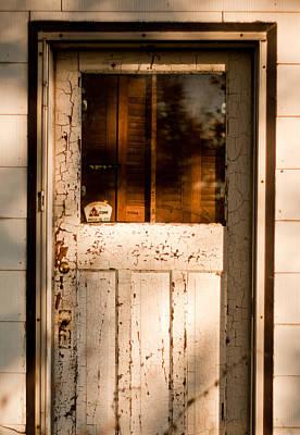 Cellar Door Poster by Cale Best