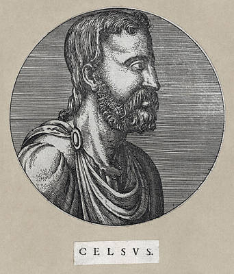 Celsus, Roman Philosopher Poster by Humanities & Social Sciences Librarynew York Public Library